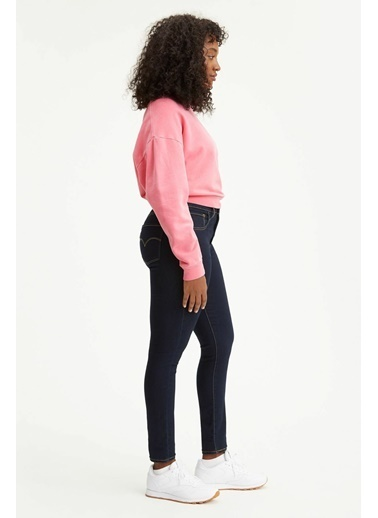 Levi's® 188820023 721 High Rise Skinny Cast Shadow Yüksek Bel Skinny Kadın Jean Pantalon İndigo